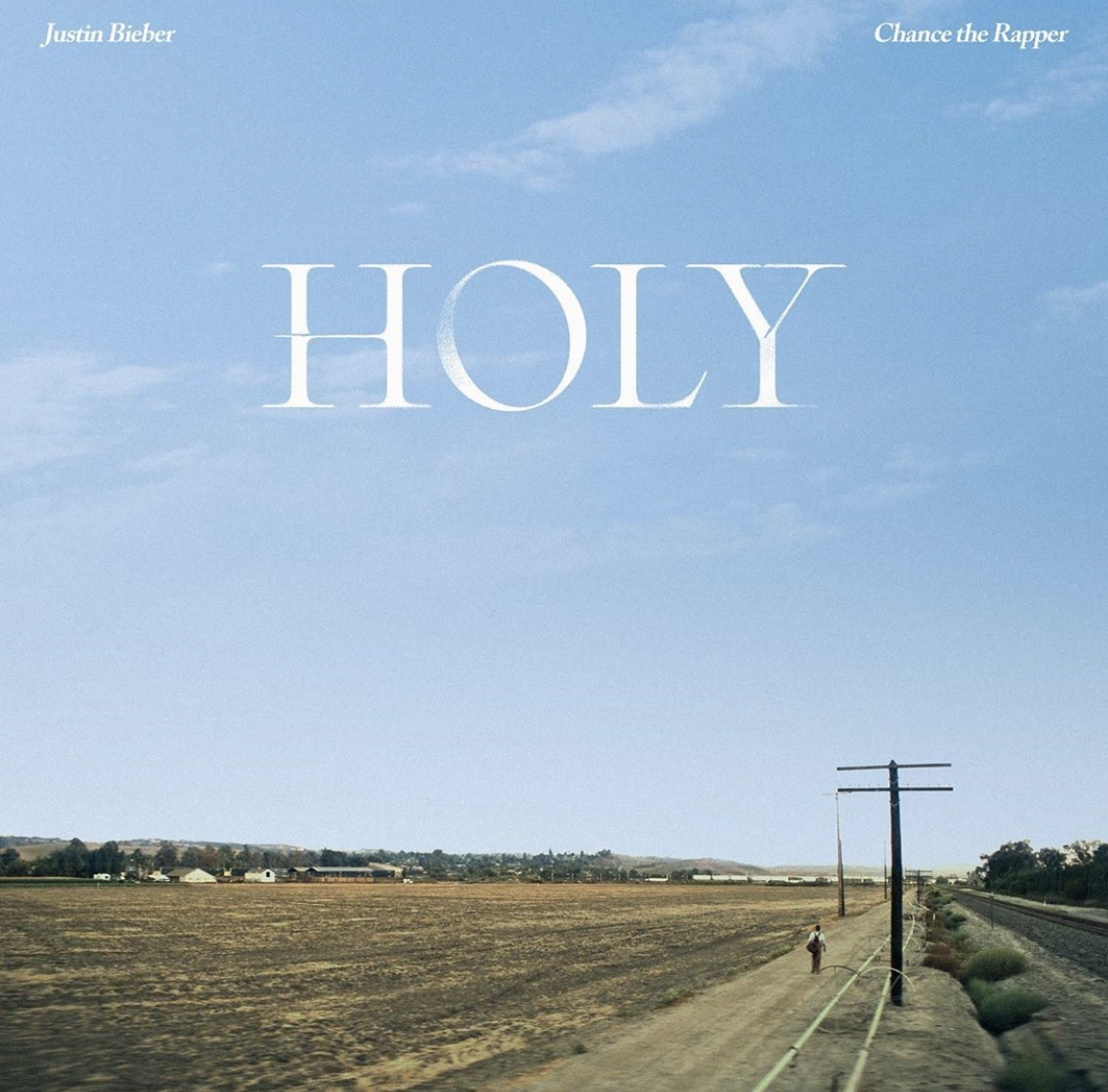 """Justin Bieber muestra su lado más cristiano en """"Holy"""" junto con Chance The Rapper"""