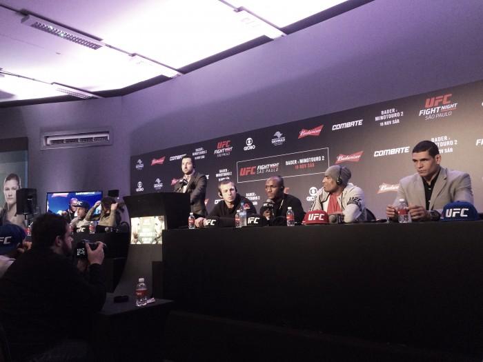 """Thomas Almeida exalta vitória em sua terra natal no UFC São Paulo: """"Foi maravilhoso"""""""
