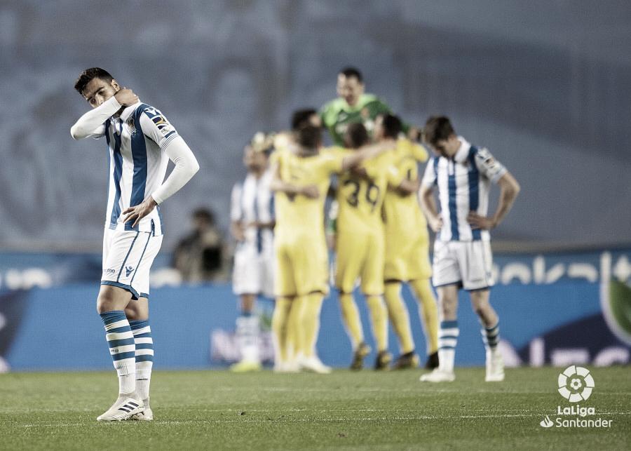 Resumen Real Sociedad 1-2 Villarreal en LaLiga 2020