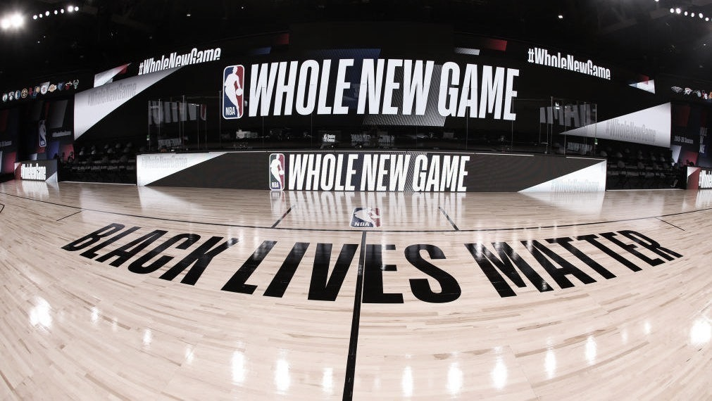 NBA To Display Social Justice Messages Prior To Games