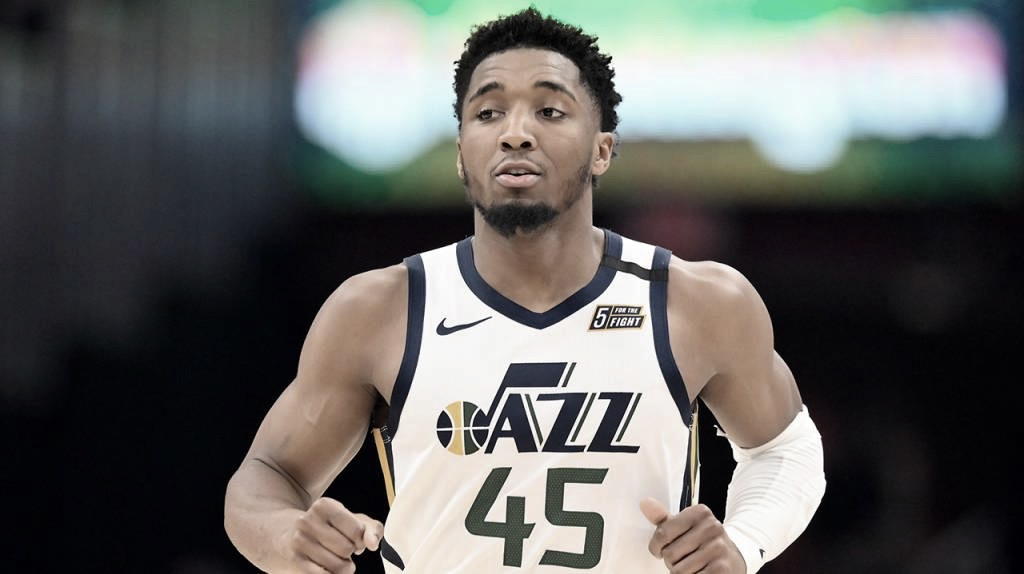 Donovan Mitchell Reaches Milestone