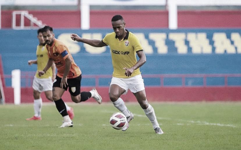 Destaque do Songkhla/TAI, Natan Oliveira comenta metas a serem atingidas durante temporada