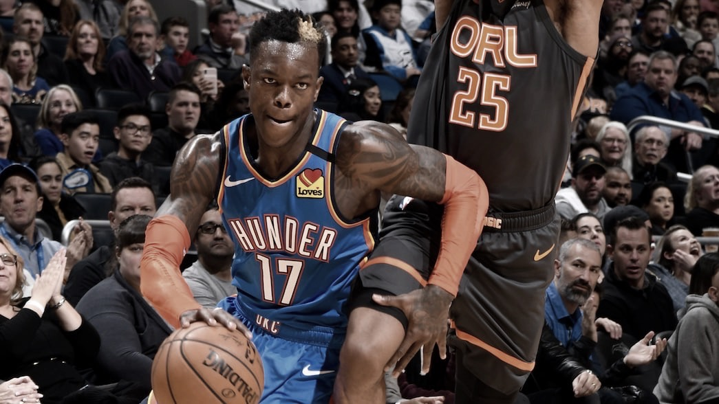 Dennis Schroder Leaves 'The Bubble'