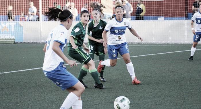 Nueva derrota para el Betis Féminas