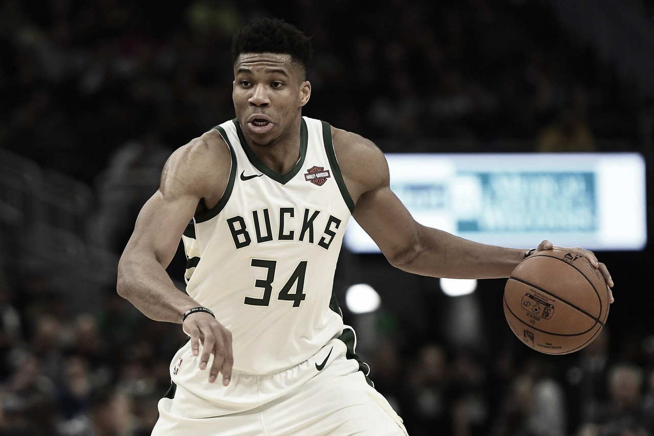 Bucks Clinch #1 Seed