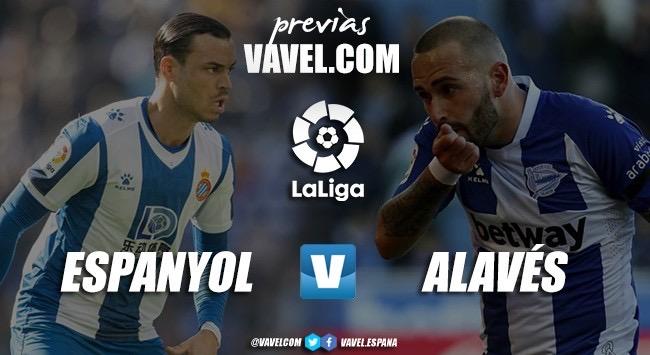 Previa RCD Espanyol - Deportivo Alavés: sin tiempo para la adaptación