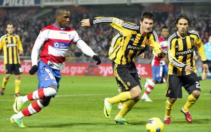 El Granada se enfrentará al Zaragoza en la Copa del Rey