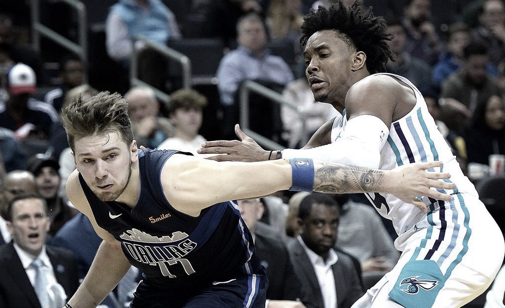 Luka Doncic Says Devonte Graham Should've Been Named MIP Finalist