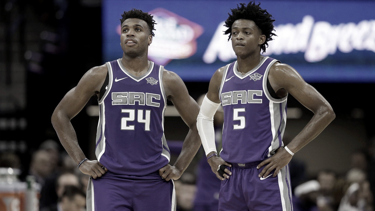 Another Losing Season For Sacramento