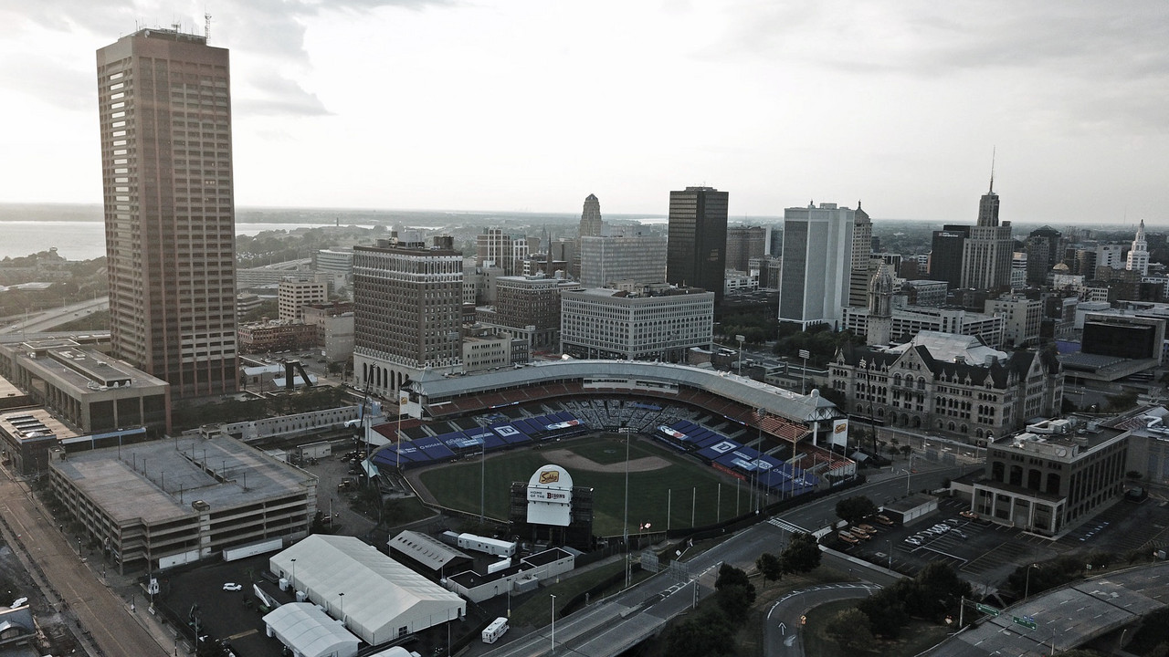 Blue Jays New Home