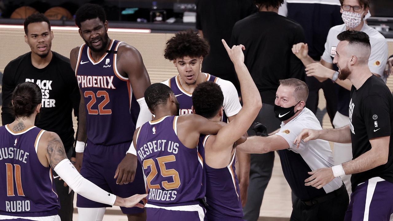 Suns Put The League On Notice
