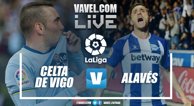Resumen Celta de Vigo 6-0 Alavés LaLiga Santander 2020
