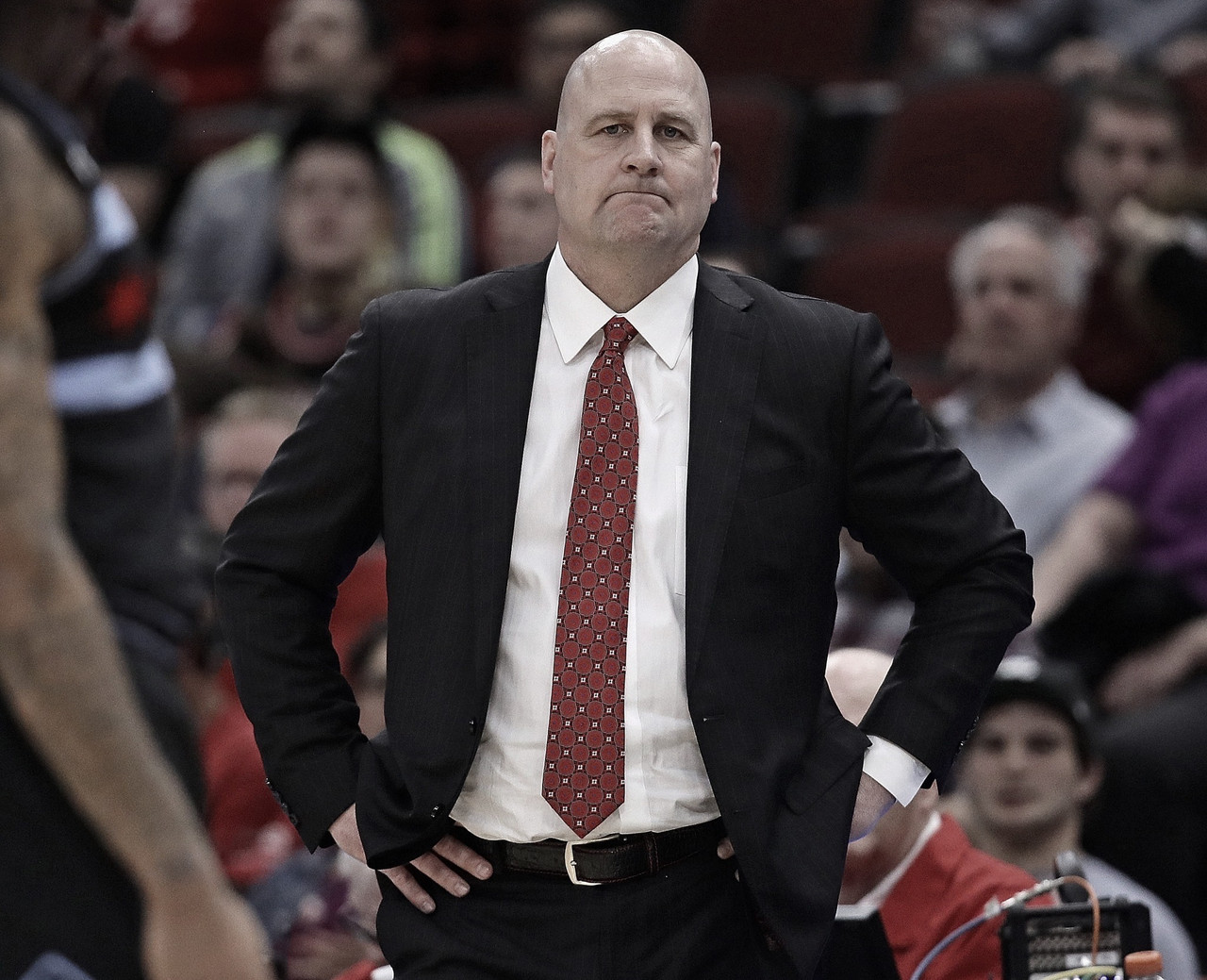 Bulls Fire Jim Boylen