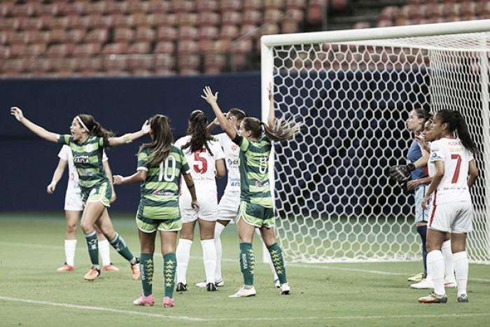 Audax perde para Iranduba, mas permanece no G-4 do Futebol Feminino