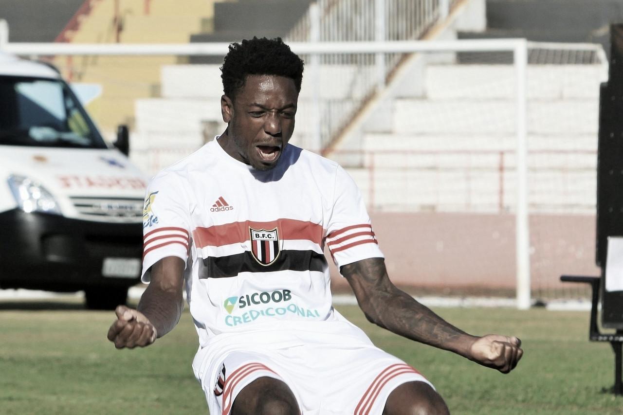 Francis estipula meta de crescimento pessoal junto com equipe do Botafogo-SP
