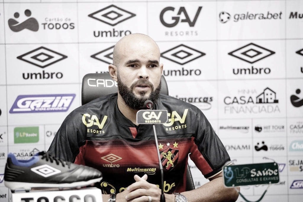 José Welison visa boa sequência de resultados do Sport no Brasileiro
