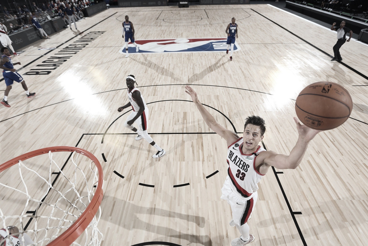 Zach Collins Out For A Week
