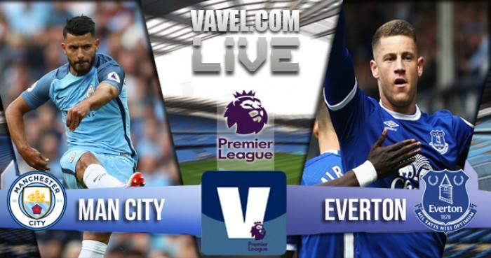 El Manchester City choca con la muralla toffee