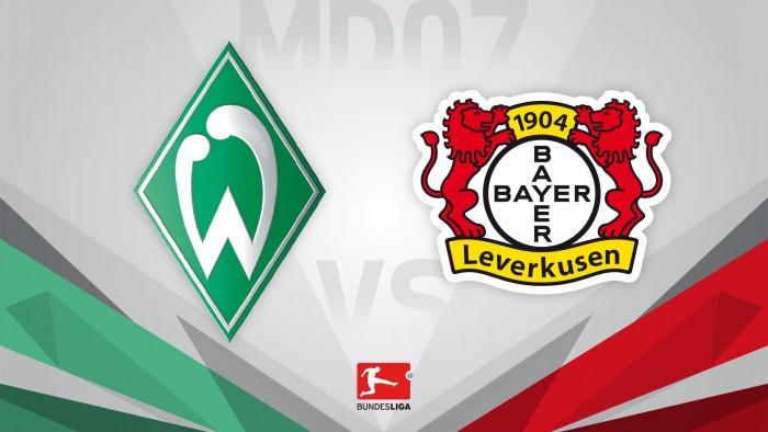 Resumen Werder Bremen 2-1 Bayer Leverkusen en Bundesliga 2016