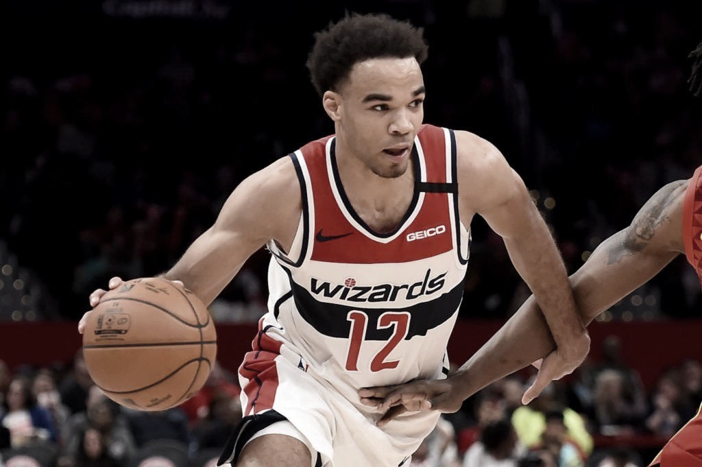 Jerome Robinson; Coming Into His Own
