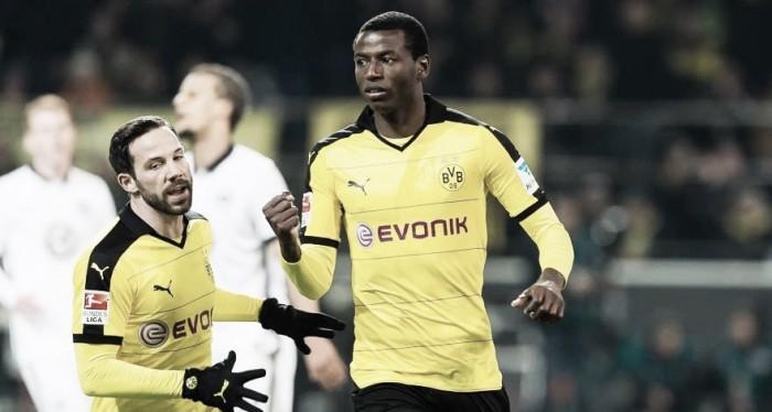 Partido Eintracht de Frankfurt vs Borussia Dortmund en vivo y en directo online en Bundesliga 2016