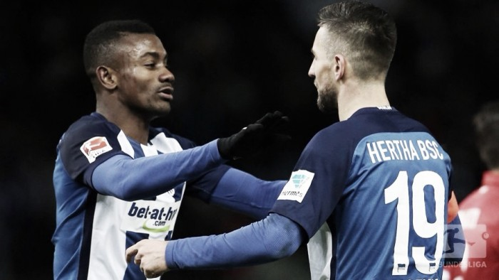"""El Hertha se """"mainztiene"""" en puestos de Champions"""