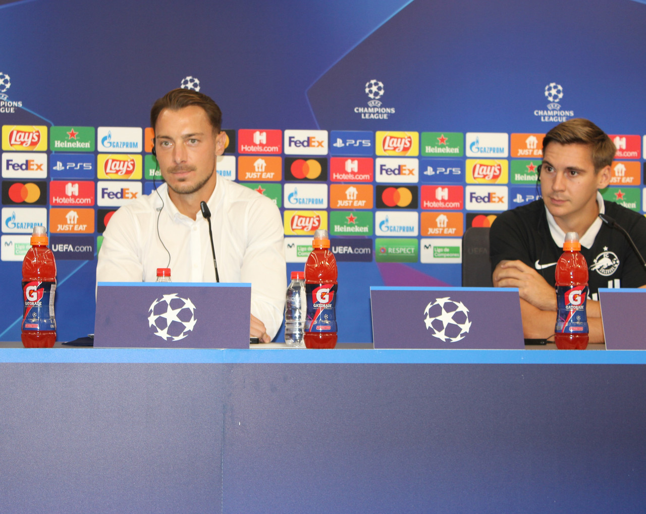 """Matthias Jaissle: """"Estoy un poco nervioso por el partido de mañana"""""""