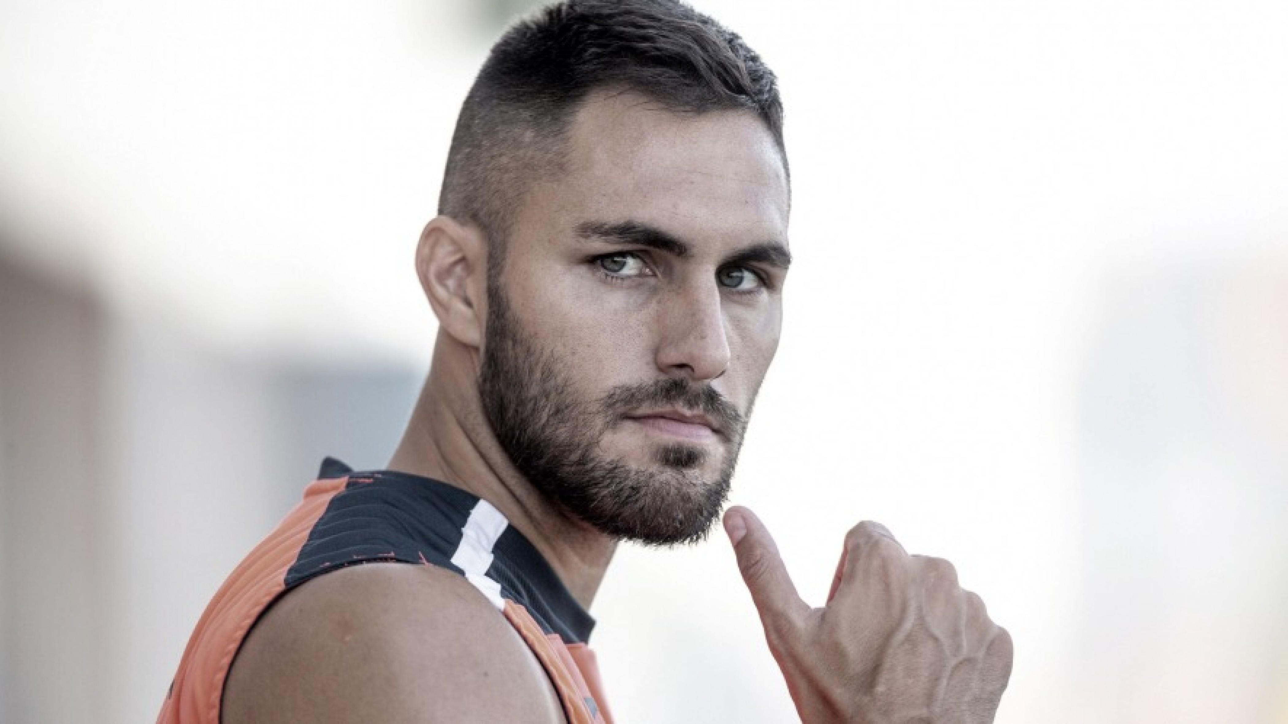 """Victor Ruiz: """"Habrá que esforzarse al máximo para conseguir los tres puntos"""""""