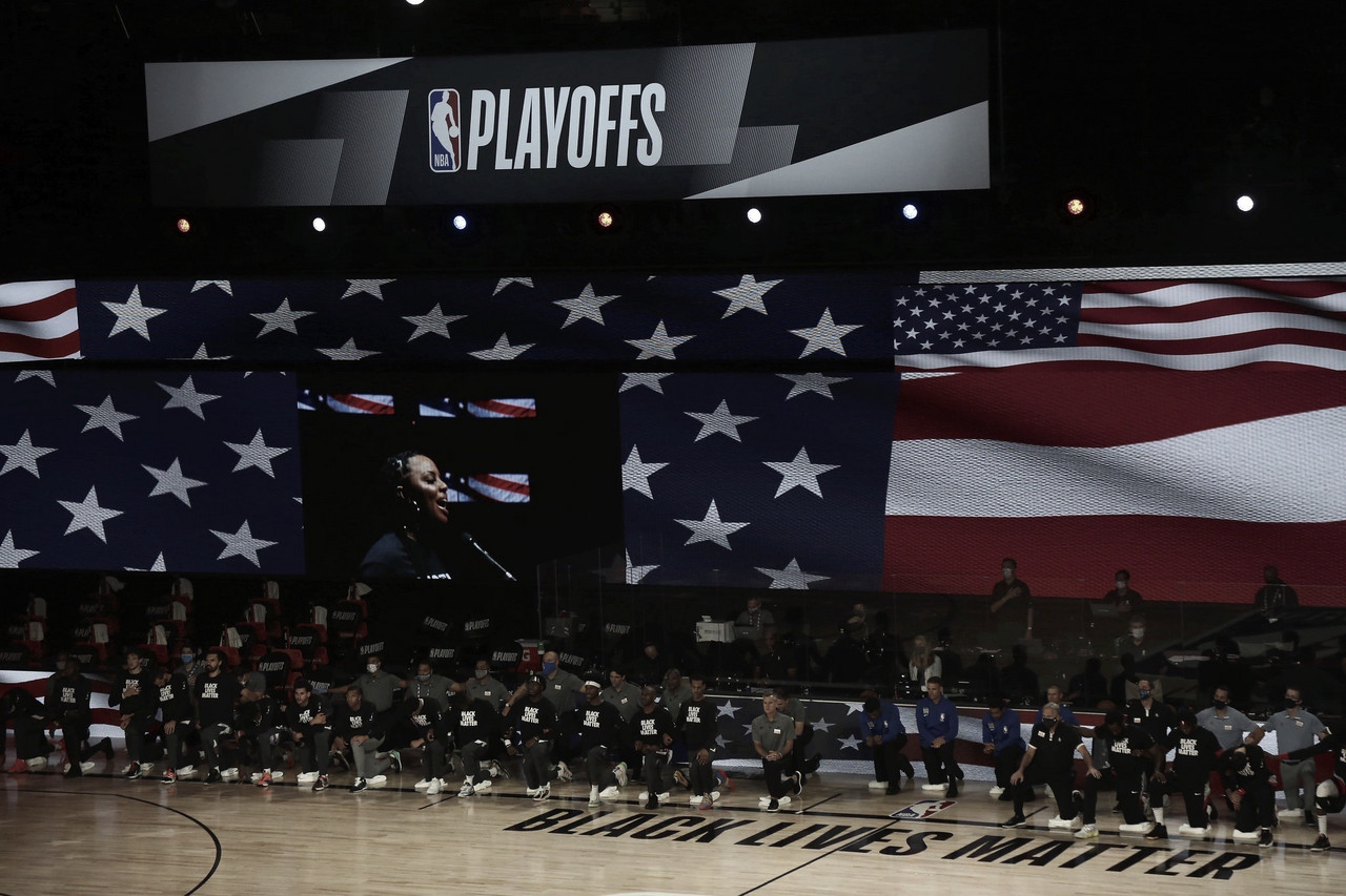 NBA Teams Boycott Playoff Games