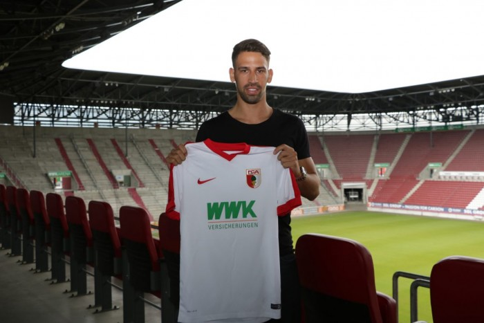 Rani Khedira and Fabian Giefer become the first summer arrivals at Augsburg