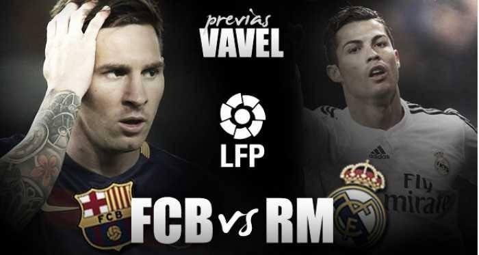 Previa Barcelona - Real Madrid: los blancos llegan con ventaja al Clásico