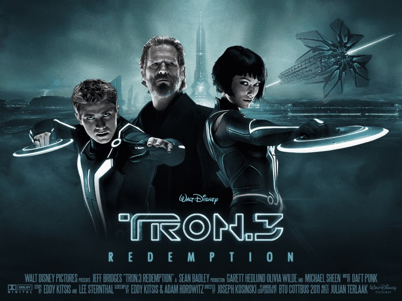 """Disney encuentra director para poner en marcha """"Tron 3"""""""