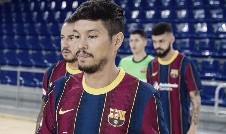 Primer obstáculo de la pretemporada para el F.C Barcelona, el Palma Futsal