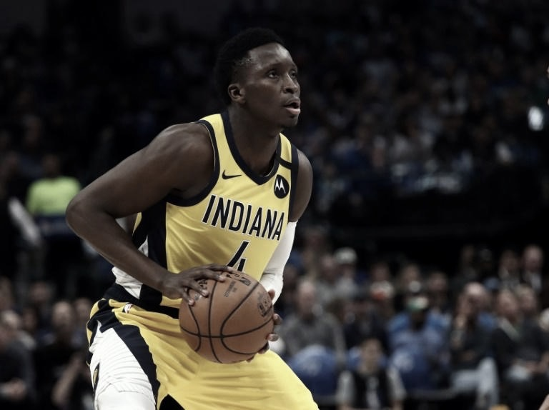 Could Victor Oladipo End Up at Miami?