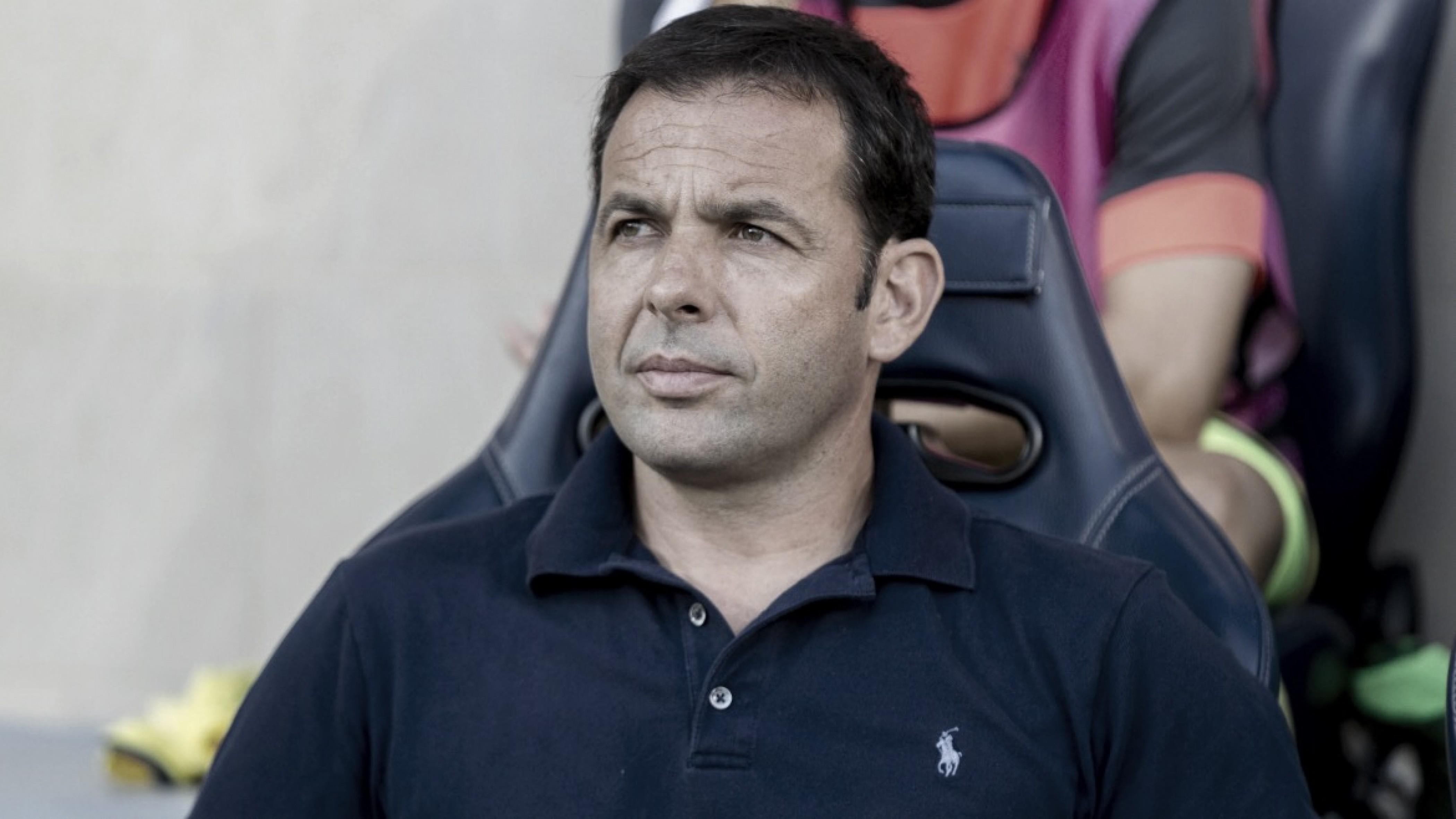 """Javier Calleja: """"No ha sido exceso de confianza"""""""