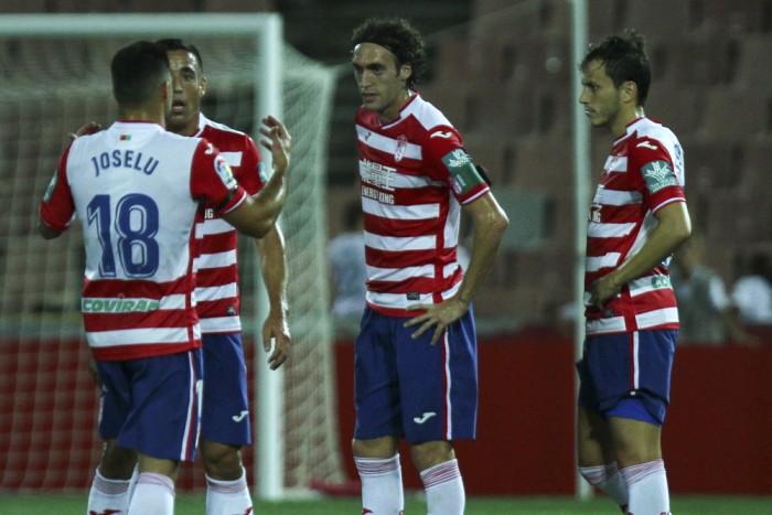 Nombrados los capitanes del Granada CF