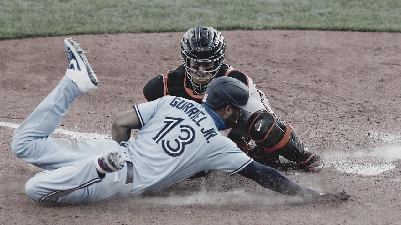 Orioles Avoid Sweep at Buffalo