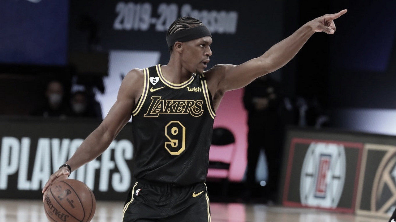 Rondo Moves Up On Playoff Assist Leaderboard