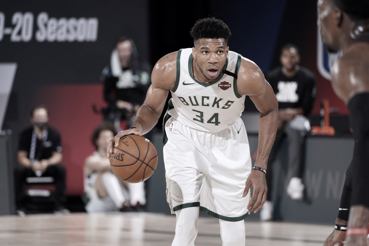 Giannis leads NBA All-Defensive team