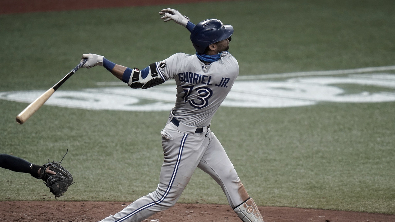 Lourdes Gurriel Jr. Named AL Player of the Week