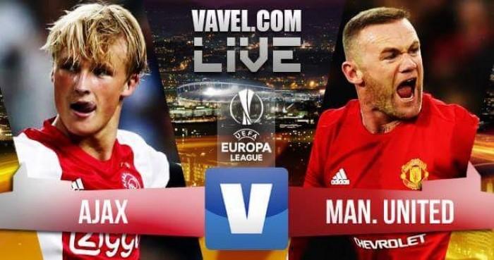 Resumen Manchester United 2-0 Ajax en final Europa League 2017
