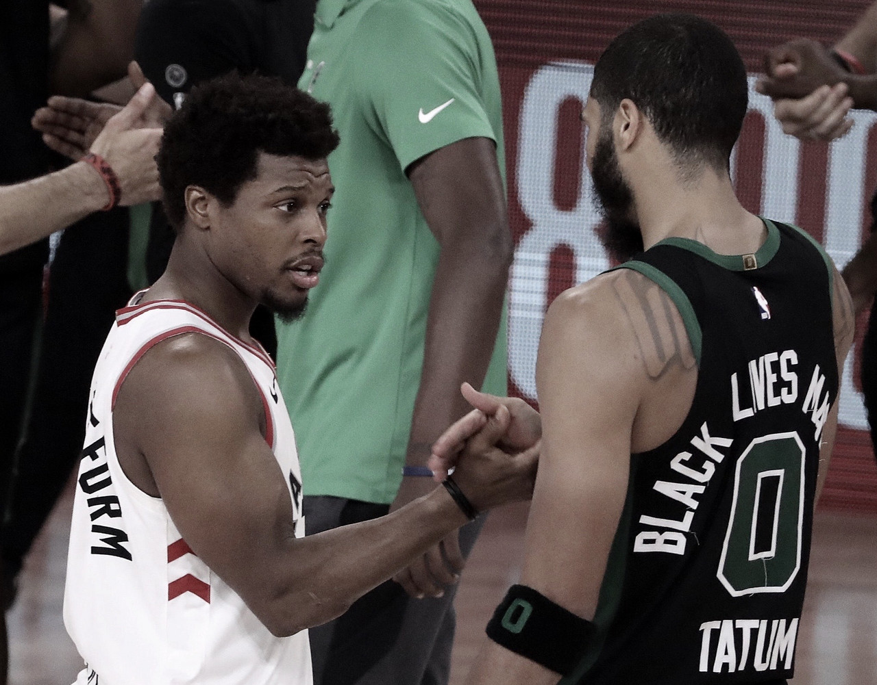 Celtics Win Game 7 And Secure ECF 'Bound'