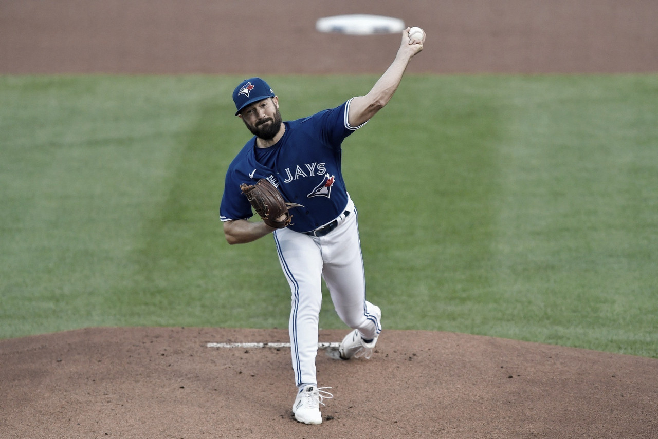 Robbie Ray Leads Toronto Past New York