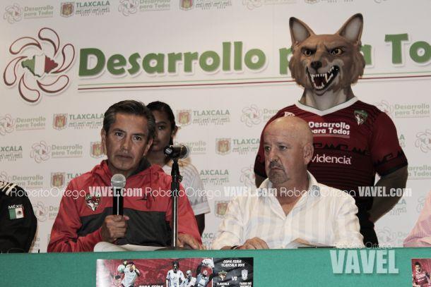 Presentan la Copa de la Feria 2015 en Tlaxcala