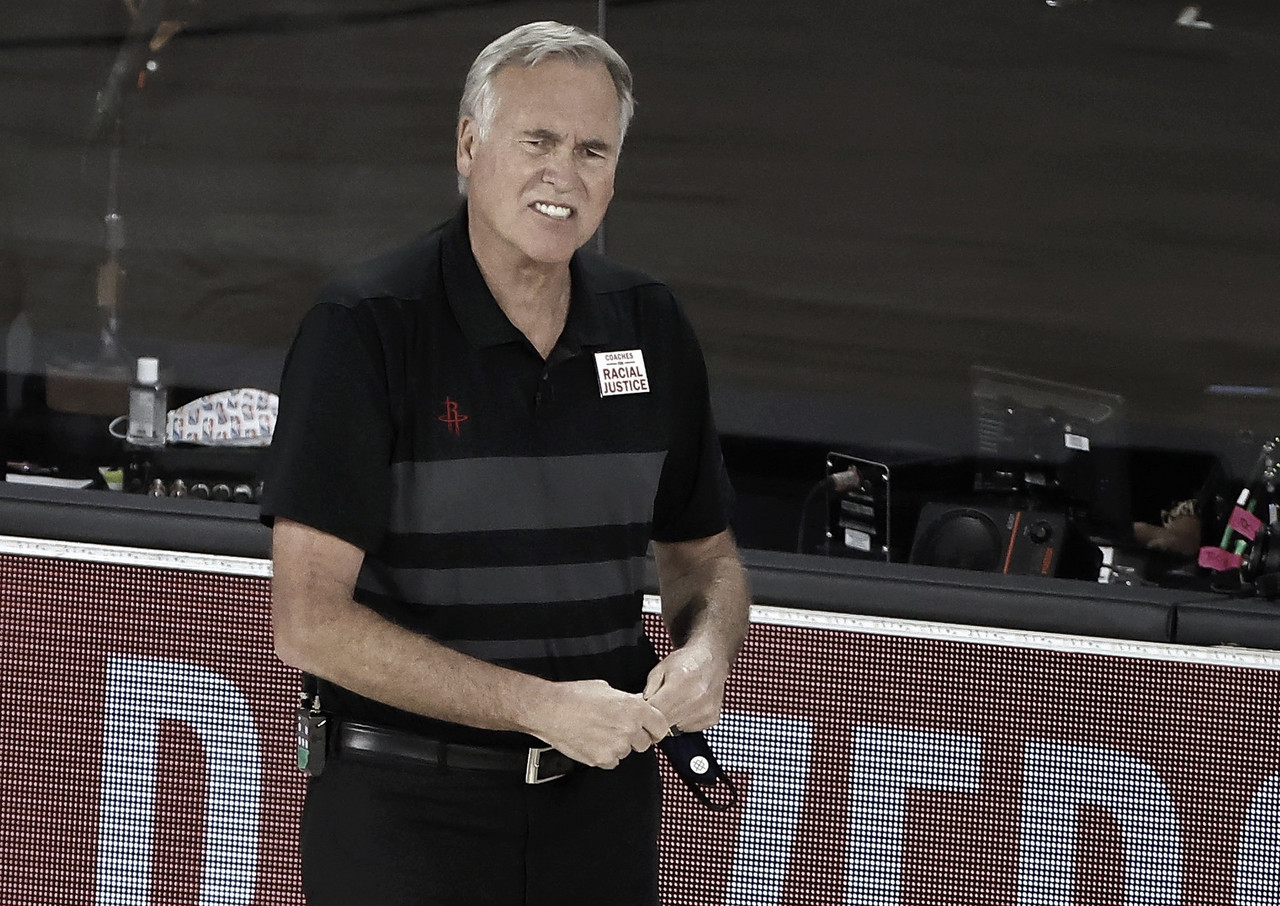 D'Antoni Won't Return to Houston