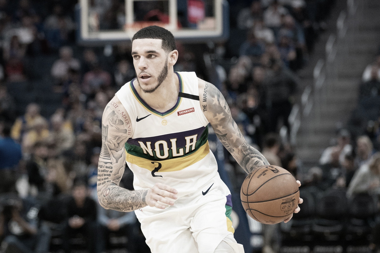 Lonzo Ball Signs With Klutch Sports