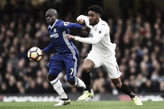 Resumen Chelsea 1-0 Swansea en Premier League 2017