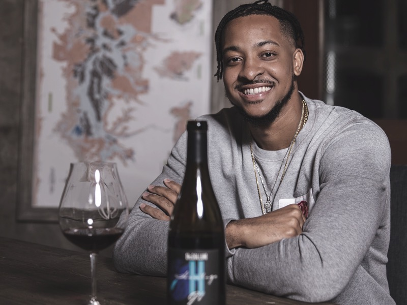 CJ McCollum Releases First Wine
