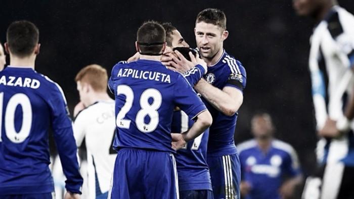 Resumen Chelsea 3-1 Newcastle en Premier League 2017