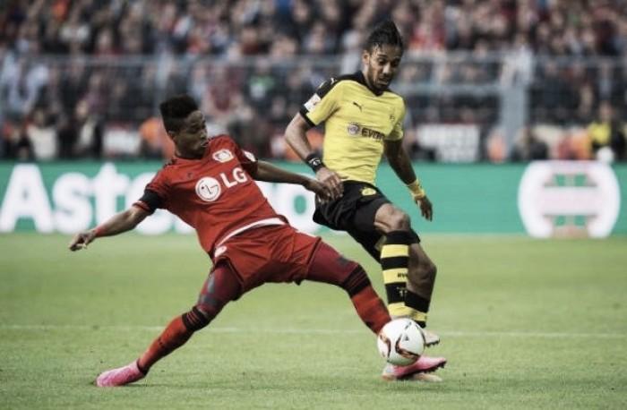 Resumen Bayer Leverkusen 1-1 Borussia Dortmund en Bundesliga 2017